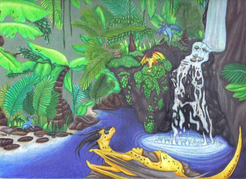 Tropical Dragons