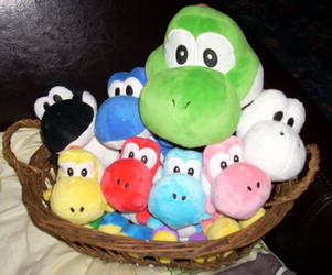 Basket of Yoshis by stifle