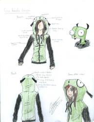 Gir hoodie Design by NinjaNobody