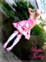 Hello Kitty Lolita Cosplay by Sorayachi