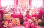 Hello Kitty Plushie Mania