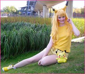 Pikachu, I choose you - Pokemon Days 2012