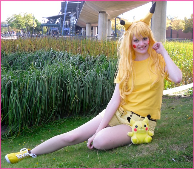 Pikachu, I choose you - Pokemon Days 2012 by Sorayachi