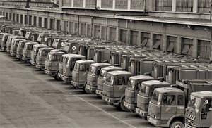 Garbage Trucks 90s