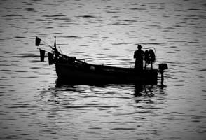 Net Fishing