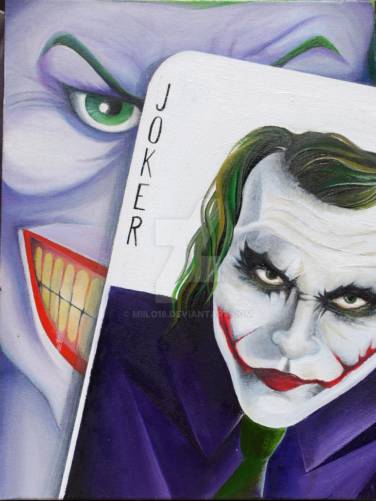 Jokerception (Reworked) by Miilo18