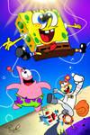 Spongey Jump!!