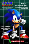 Pickle Unleashed Bios: Sonic