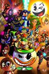 Smash Bros: New Warriors Aproaching .