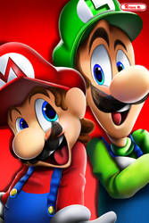 Sony's Mario Bros. Movie? by miitoons