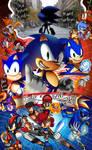 Happy 24th Anniversary Sonic!!