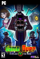 Game Over: A GTLive Fan Game Cover