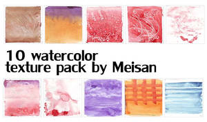 ::WATERCOLOR TEXTURE PACK 2::