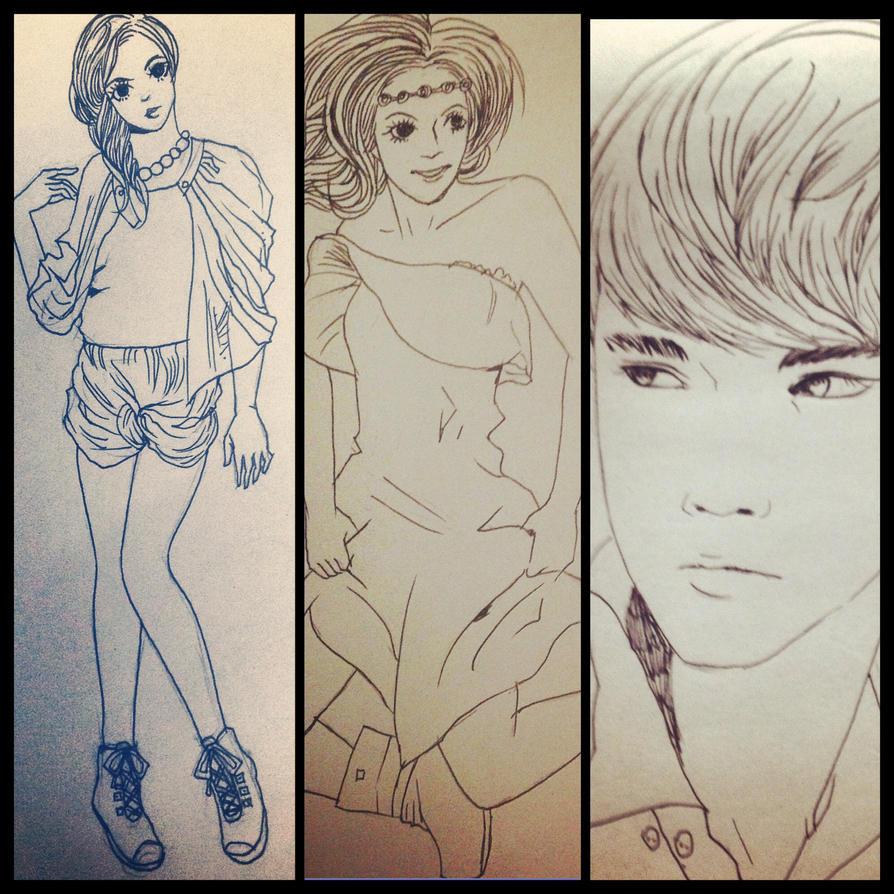 Sketch batch by meisan