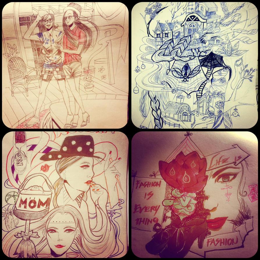 Sketch batch2 by meisan