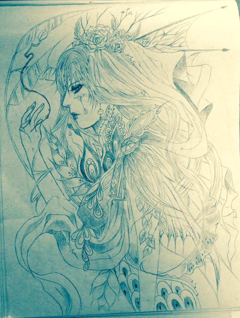 Pandora aqua rise by meisan