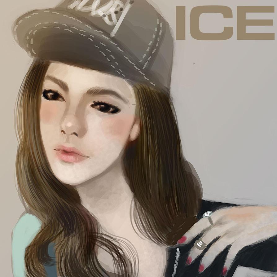 ICE PREECHAYA by meisan