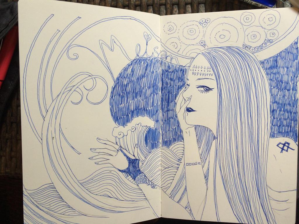 Ripple by meisan