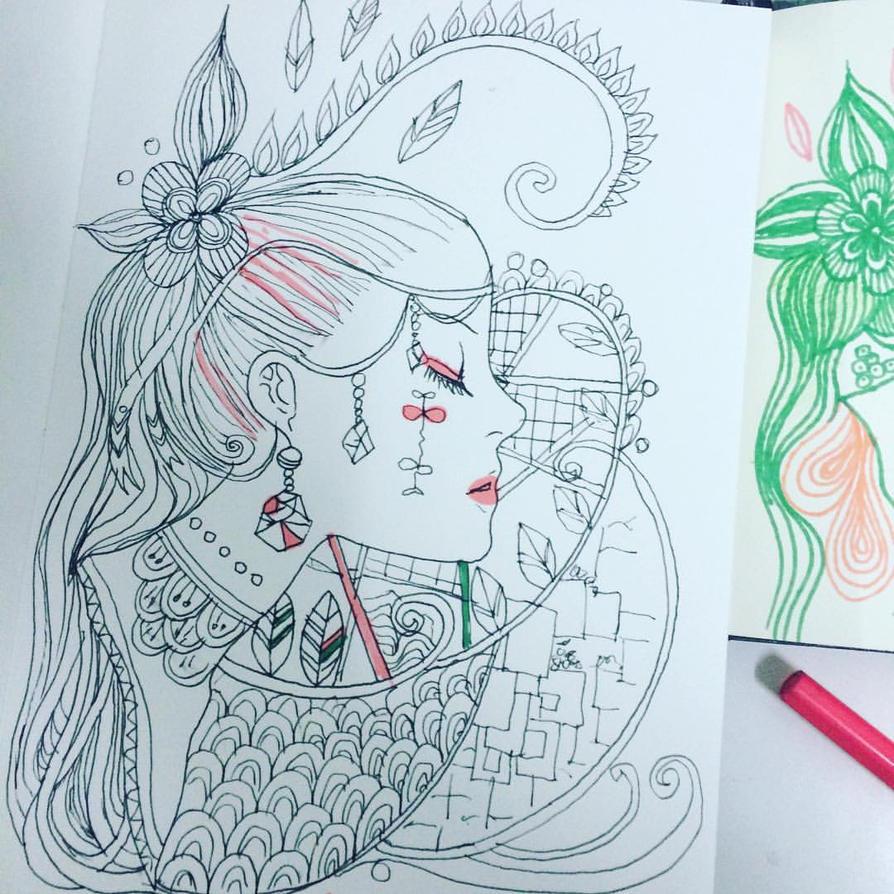 Treasure box demo sketch by meisan