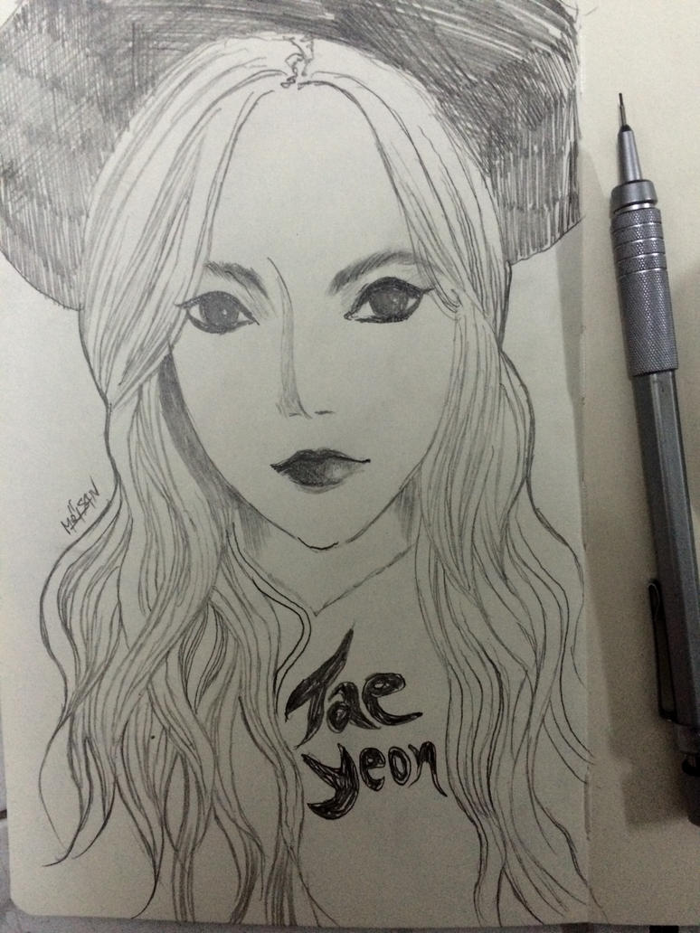taeyeon by meisan