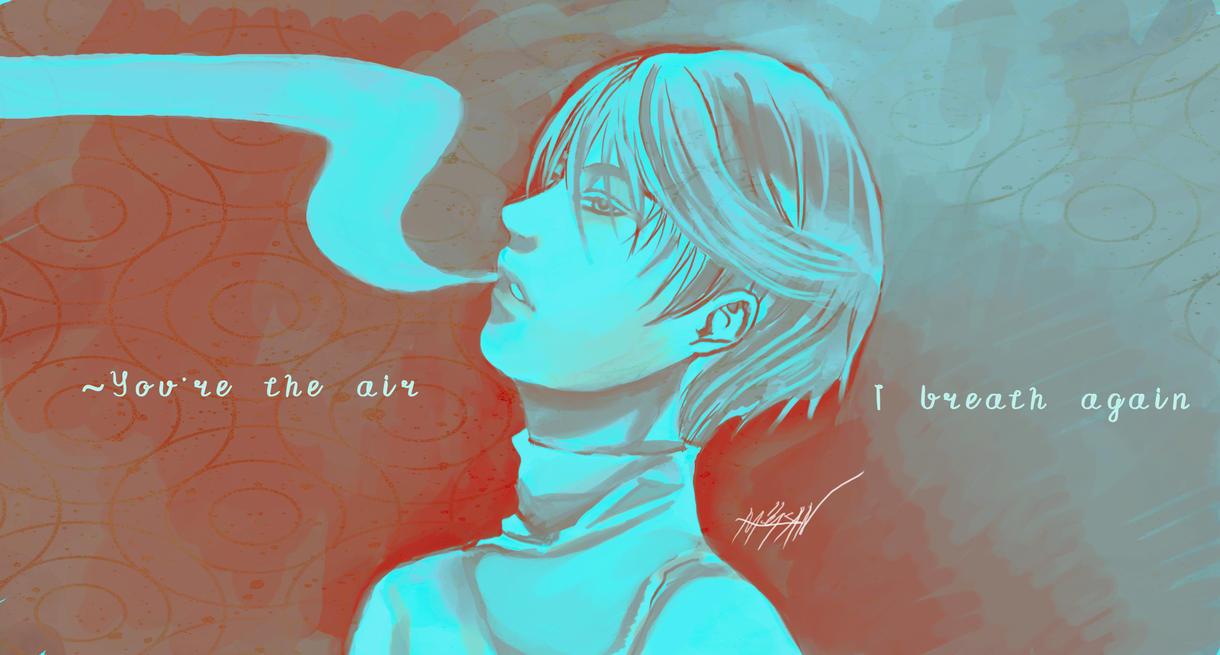 I breath again by meisan