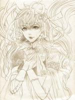 Pandora by meisan