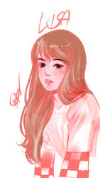 Pinky by meisan
