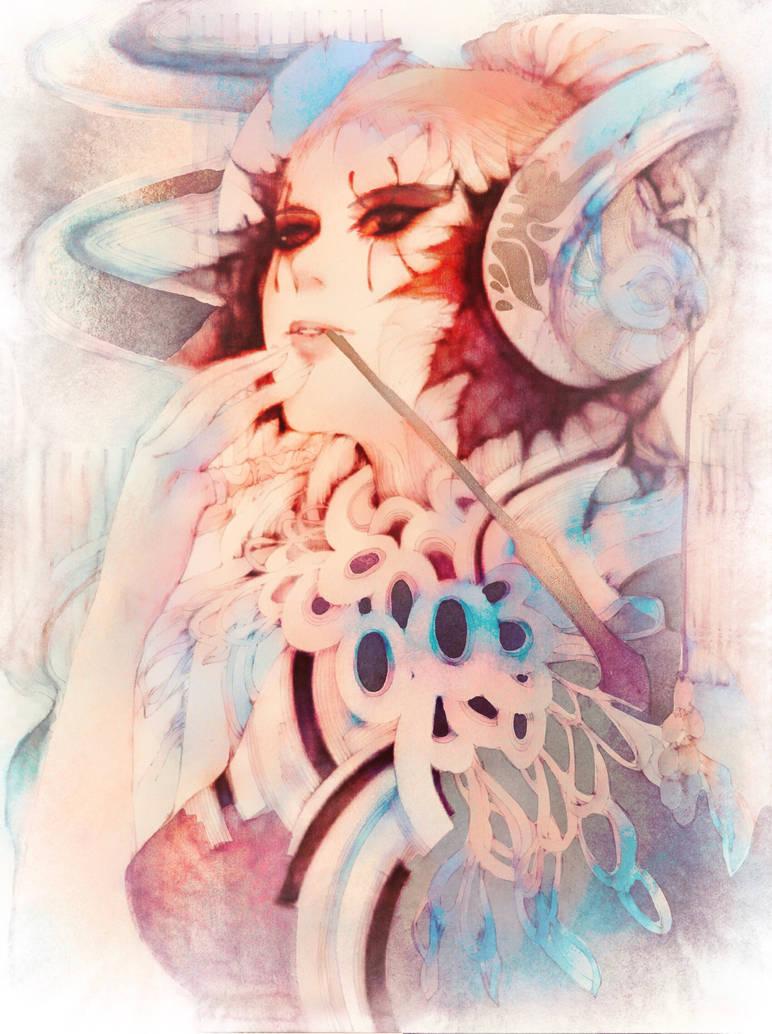 Virgo by meisan