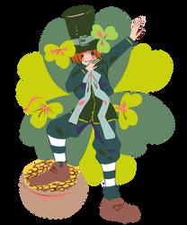 Leprechaun dab dance by meisan