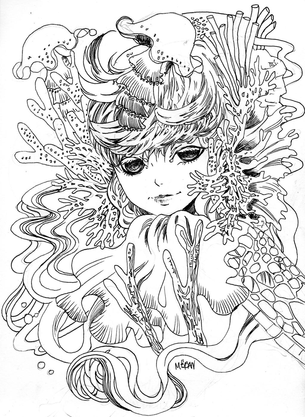 coloring page sea turtle by meisan on DeviantArt