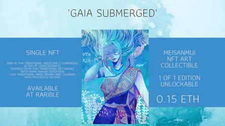 Gaia submerged NFT drop
