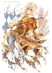 D.Gray-man Sonata Allegro