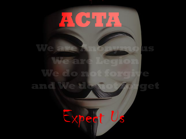 acta anonymous first they - photo #15