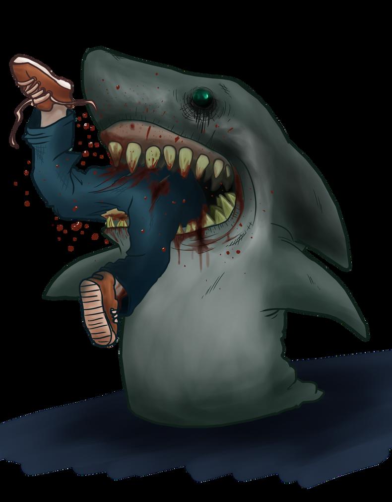 Tiburon de cachureos by LoRoCo