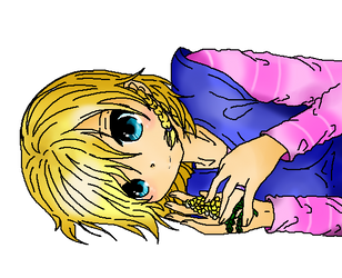 Querina - Mimosa by MeriFren