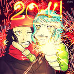 ::Happy new year 2014 ::.:..: