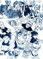 Naruto Collage