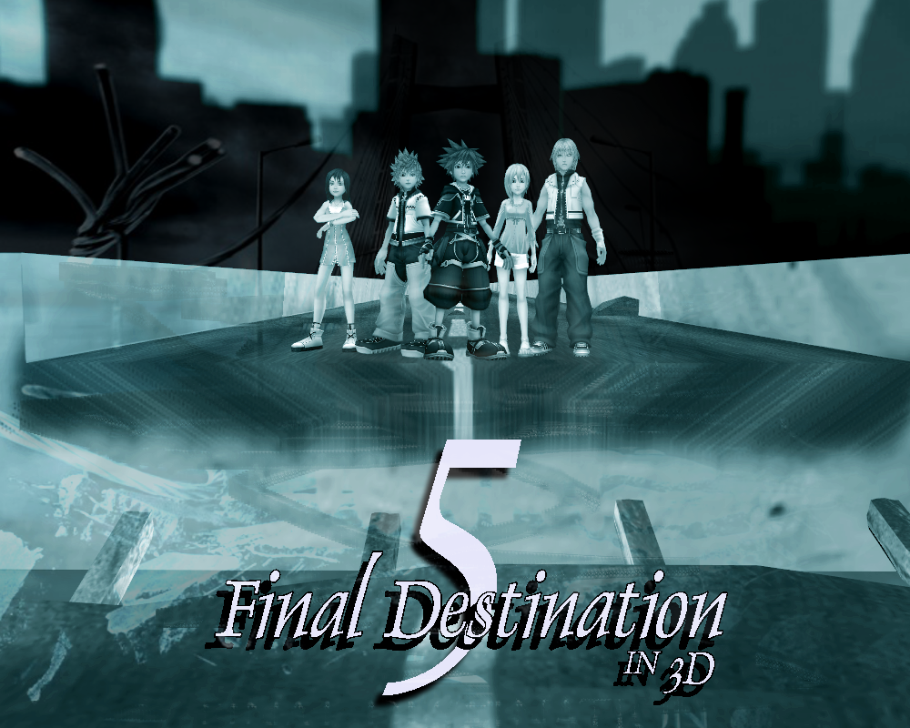 Final Destination 5 Poster by DeadFantasyFreak on DeviantArt