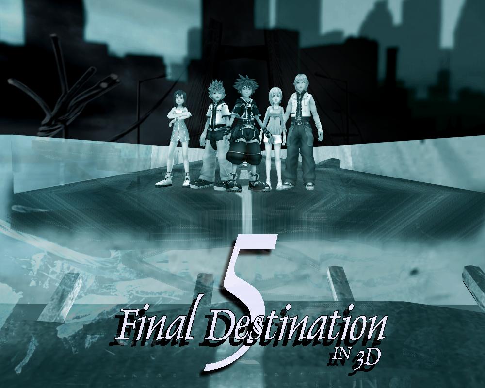 Final Destination 5 Poster by DeadFantasyFreak on DeviantArt