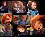 Child's Play 2 Chucky walpaper