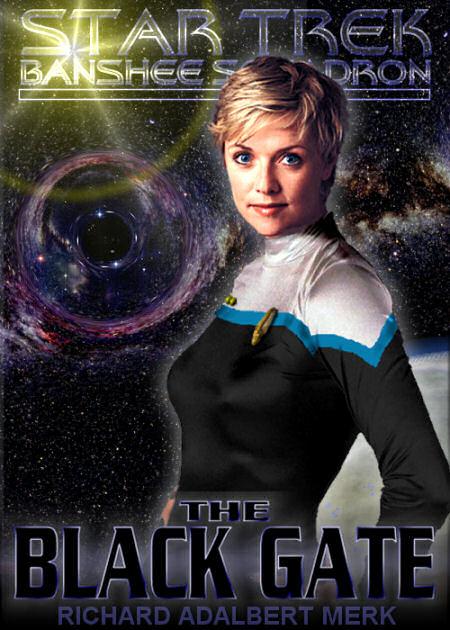 Black Gate book cover by richmerk