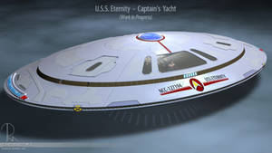 WIP - Captain's Yacht