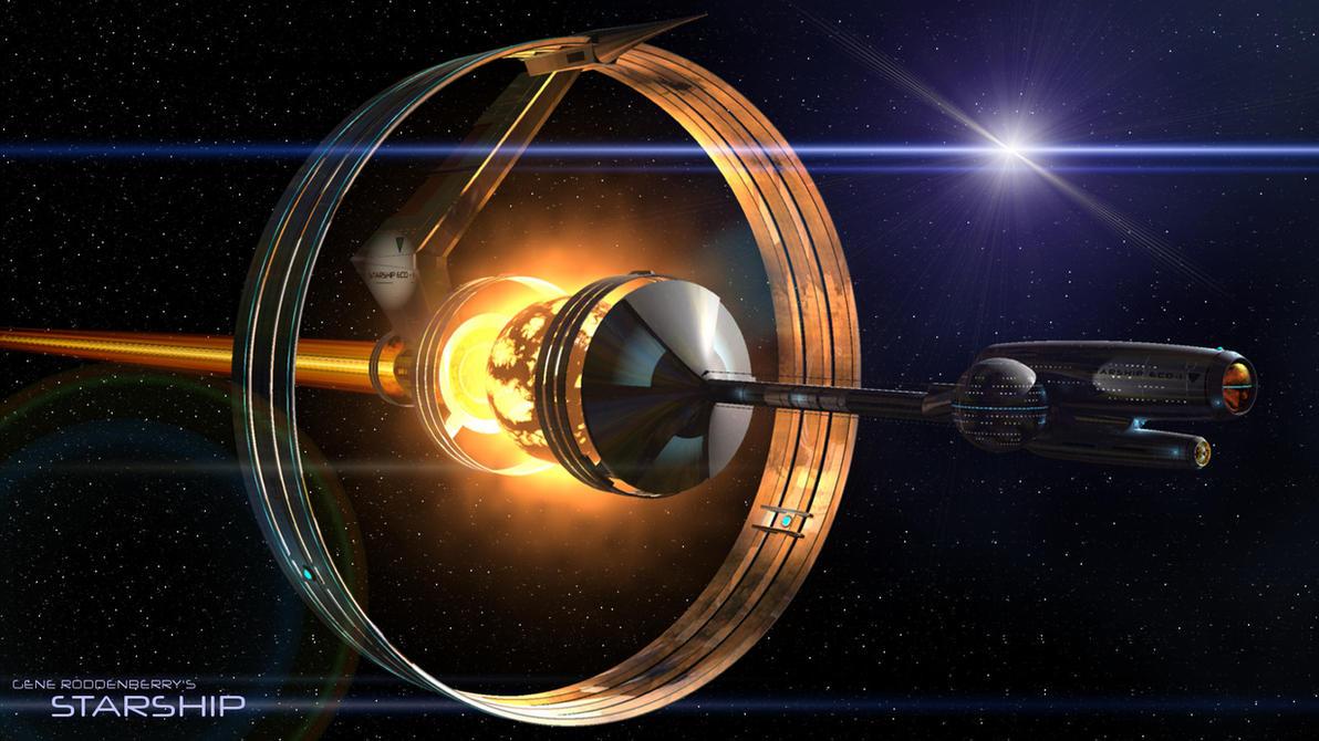 Starship 2 by richmerk