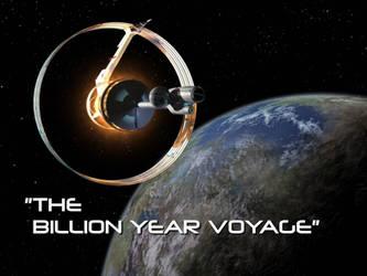 The Billion Year Voyage by richmerk
