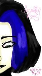 Serenity Rose-ish by kyria