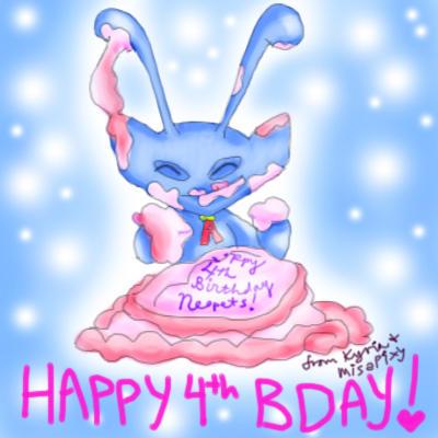 Neopets Th Birthday Cake