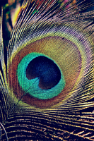 Eye Of Blu iPhone by atLevel1Alt