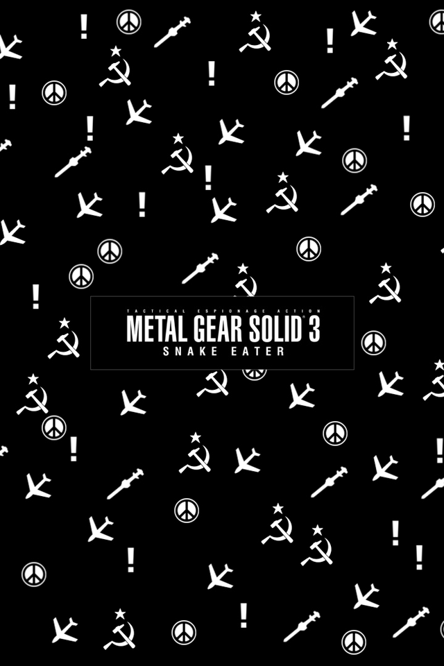 metal gear solid 5 wallpaper android