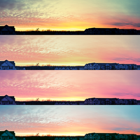 Sunset Strip by atLevel1Alt