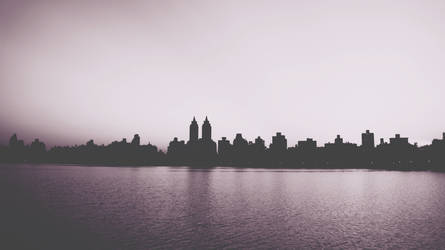 He was too romantic about Manhattan VSCO Red Edit